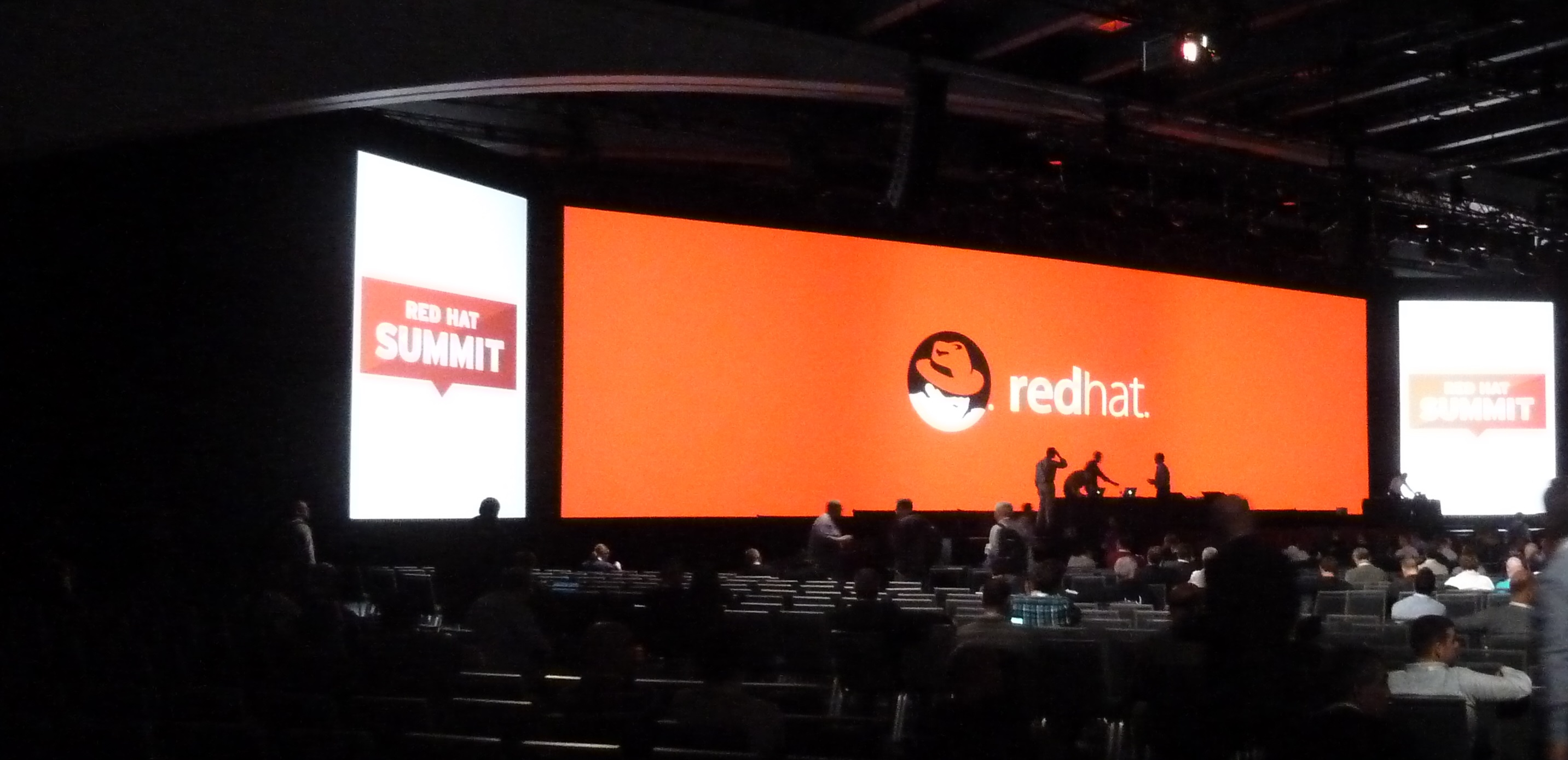 Red Hat Summit | Clément Pinchedez